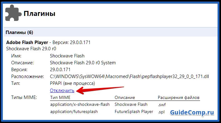 adobe flash player в яндекс браузере для анонимности