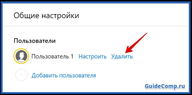как удалить вкладку в яндекс браузере